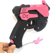 Overwatch D.VA Powder pistol model cosplay props YC20184