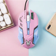 Overwatch D.VA gaming Mouse YC20263