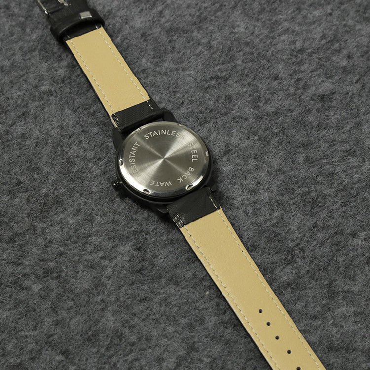 Watch pioneer Cosplay inverted needle design watch  yc21199