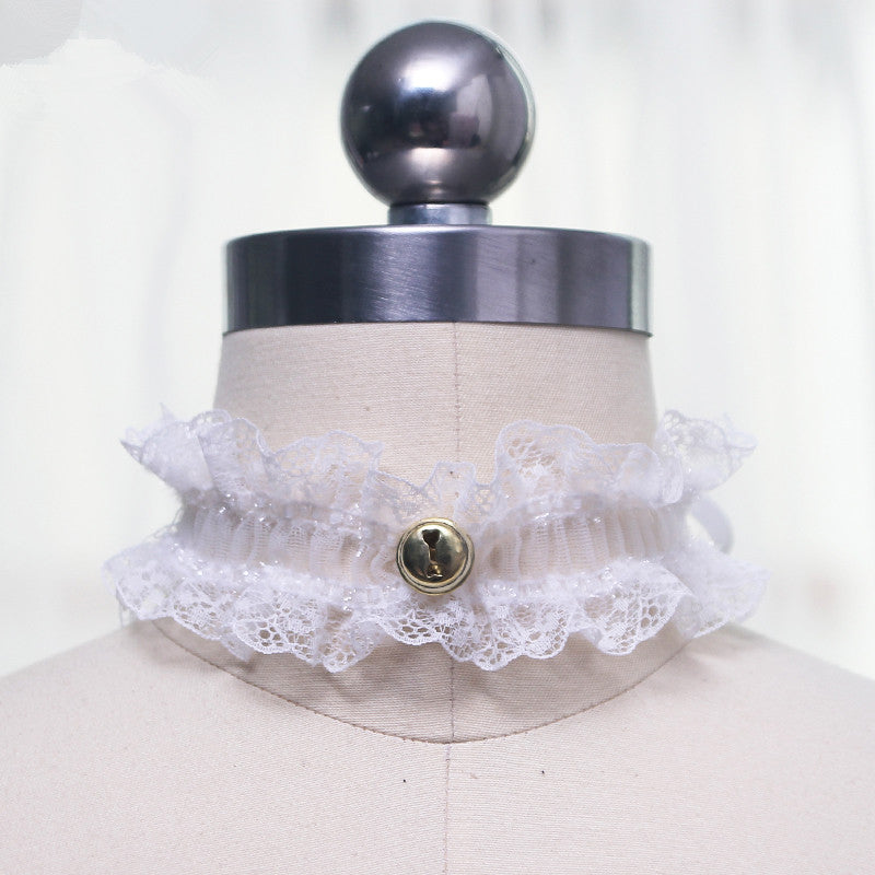 Japanese bell lace collar YC20191