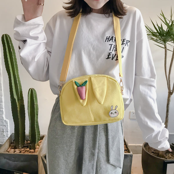 Cute rabbit shoulder bag yc20496