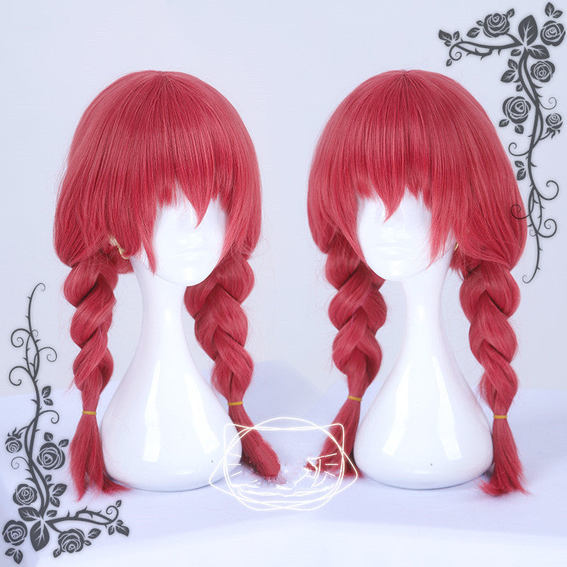 Cosplay double ponytail wig yc20575