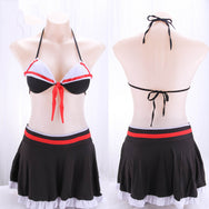 Japanese cos bikini swimsuit YC20204