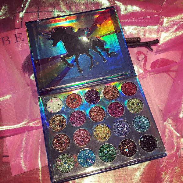 Unicorn Eye Shadow Palette MS1001