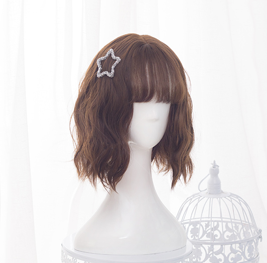 cos short hair wig yc20604