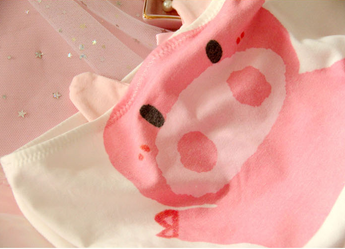 Cute Cartoon Pig Underwear yc21028