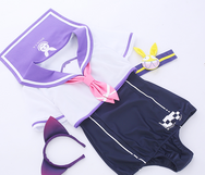 Bronya cosplay swimsuit yc21167