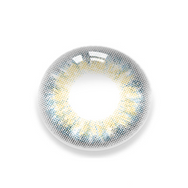 Yellow-blue contact lenses (TWO PIECE)  YC21228
