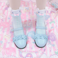 lolita cute dog socks yc22964
