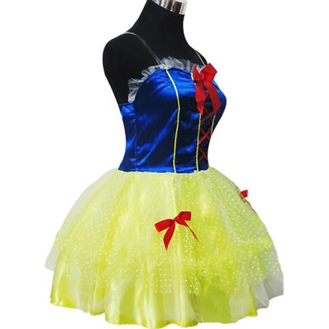 Halloween Snow White Cosplay Dress YC20065