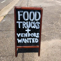 Food Vendors Wanted!