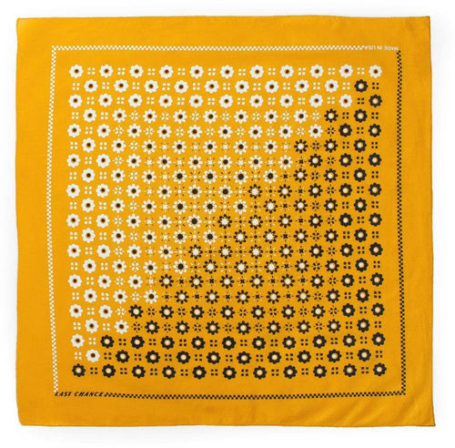 Switcheroo Bandana- Sunflower