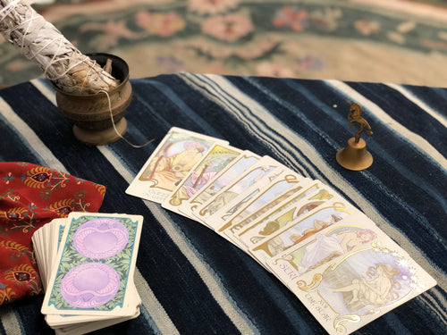 Foundations of Tarot Workshop Saturday Jan. 25 (3-6pm)