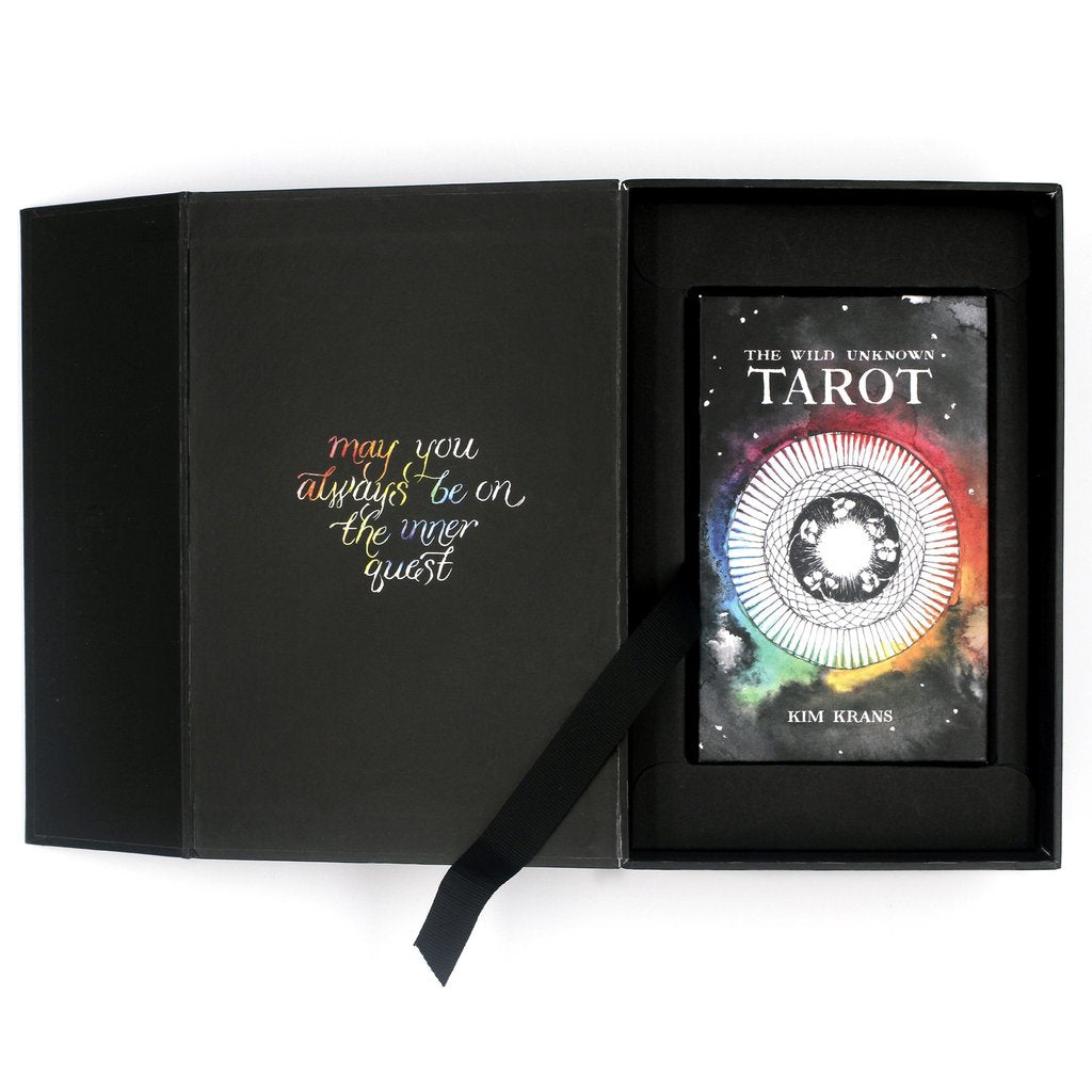 The Wild Unknown Tarot Keepsake Box