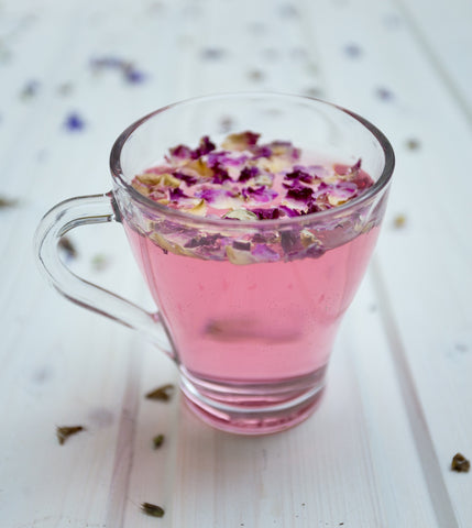 Purple tea health benefits
