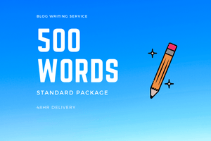 Blog Writing 500 Words (Standard) - DucaBay