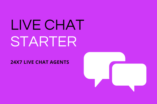 Live Chat | STARTER
