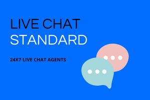 Live Chat | STANDARD