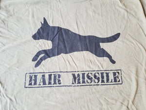 Hair Missile T-Shirt