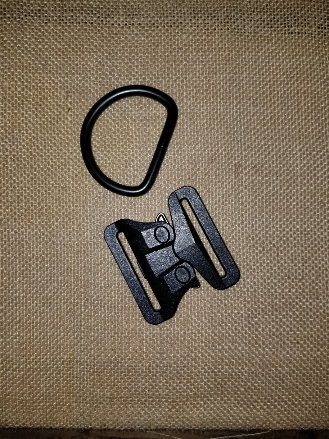 Polymer Cobra Buckle Upgrade