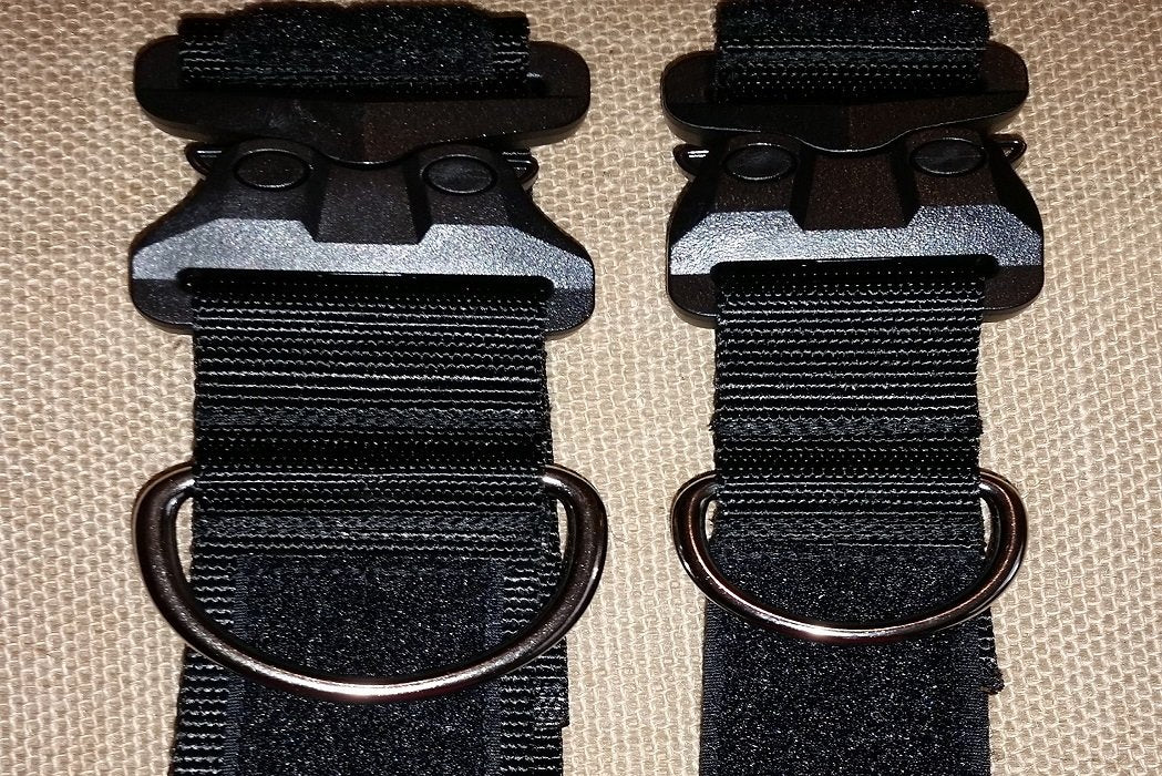 Polymer GT Cobra Buckle Dog Collars