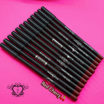 12PCS RED CHERRY LIP LINERS