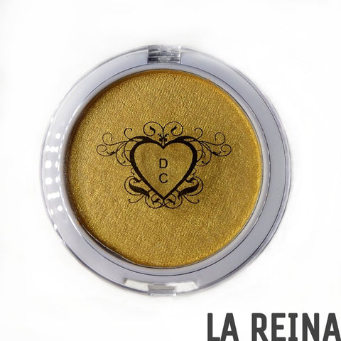 LA REINA x @MAKEUPBYRIQUELLE Pressed Highlighter