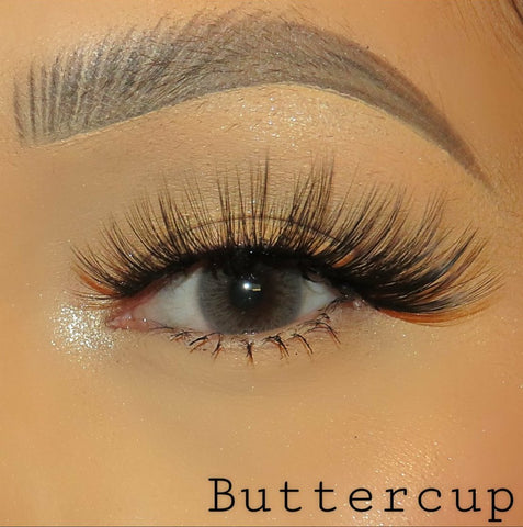 BUTTERCUP LASHES