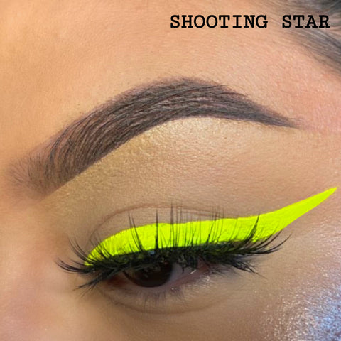 FALLING STAR - UV YELLOW LINER