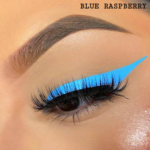 BLUE RASPBERRY - UV PASTEL LINER
