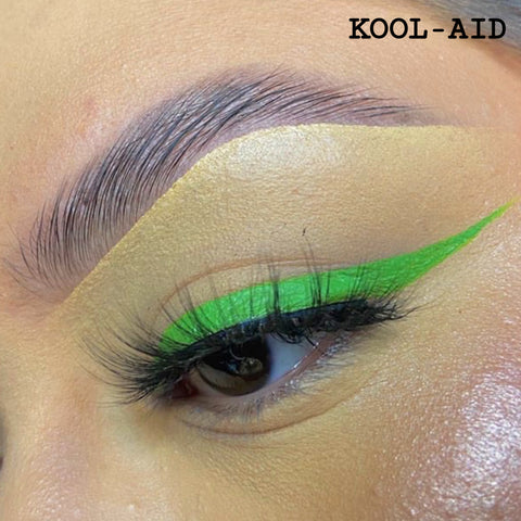 KOOL-AID - GREEN GRAPHIC LINER