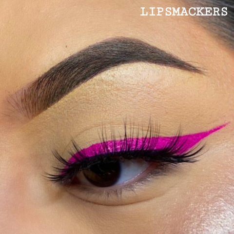 LIPSMACKERS - MAGENTA GRAPHIC LINER