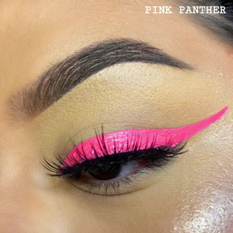 PINK PANTHER - PINK GRAPHIC LINER