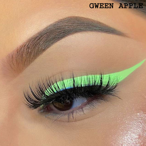 GWEEN APPLE - UV PASTEL LINER