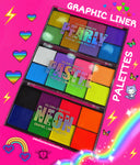 GRAPHIC LINER PALETTE COLLECTION