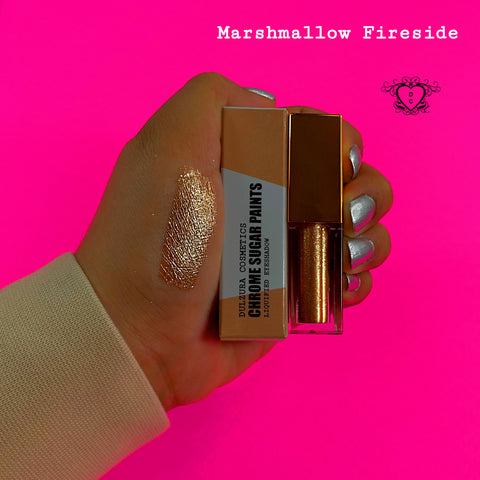 MARSHMALLOW FIRESIDE LIQUID EYESHADOW