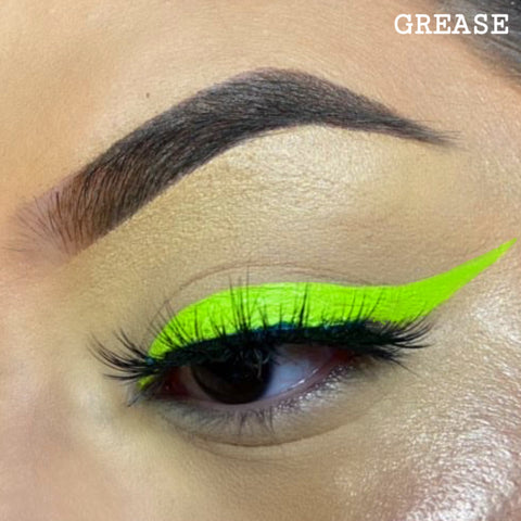 GREASE - BABY GREEN GRAPHIC LINER