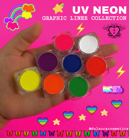 UV NEON LINER COLLECTION