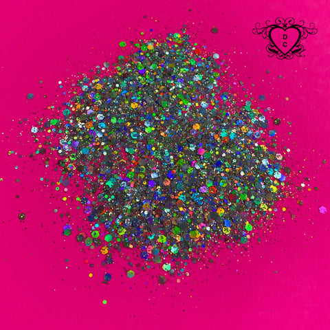 DIAMOND CANDIES HOLOGRAPHIC CHUNKY GLITTER