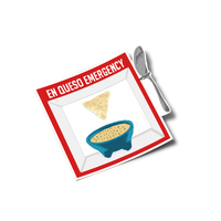 En Queso Emergency Magnet