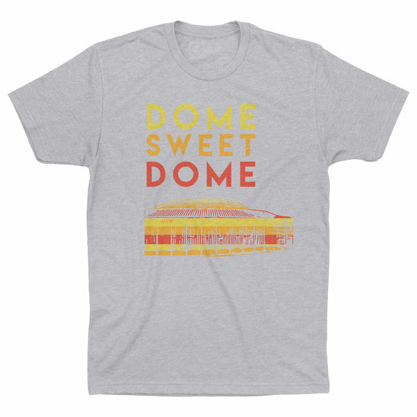 Dome Sweet Dome T-Shirt | Tequila Sunrise