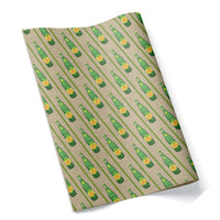 Topo Chico Wrapping Paper - Happy Birthday
