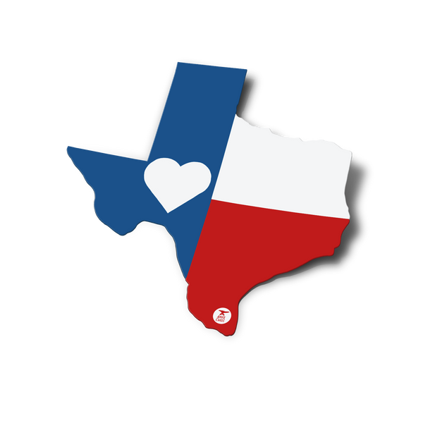 Texas Flag Magnet