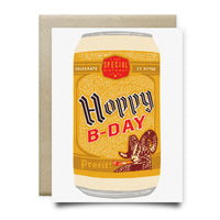 Hoppy B-Day! Prosit! Birthday Card