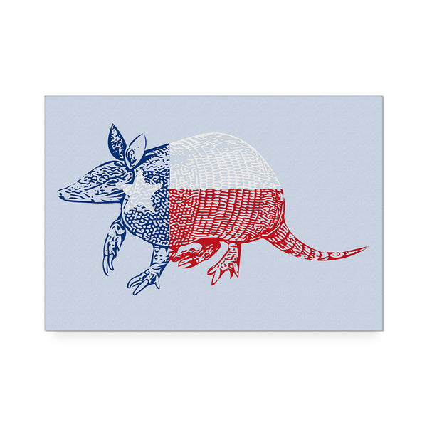 Texadillo Art Print
