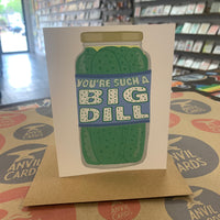 You're Such a Big Dill