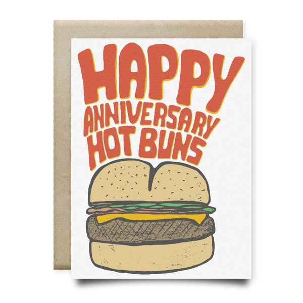 Happy Anniversary Hot Buns