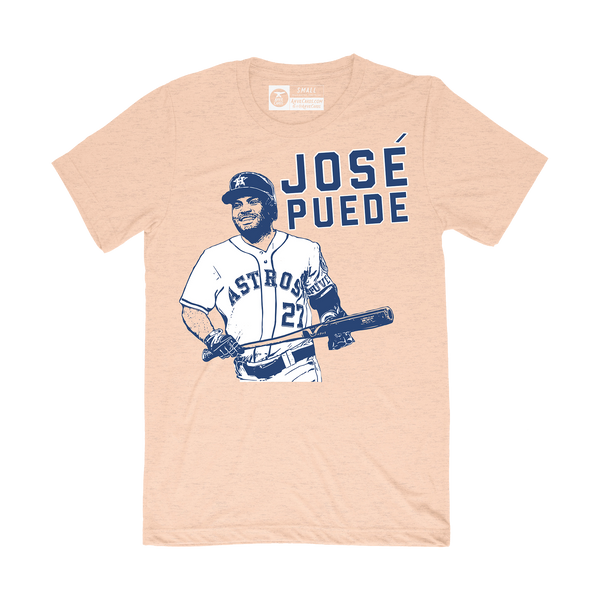 Jose Puede - Astros, Houston Shirt