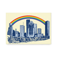 Houston Strong Art Print