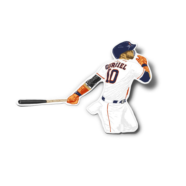 Gurriel Sticker